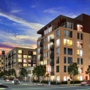 Mill & Main luxury apartments