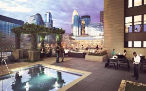 222 Hennepin rooftop