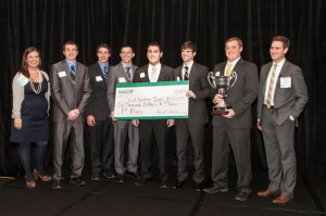 University of Northern Iowa - NAIOP University Challenge Winners