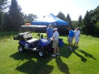 NAIOP GO13 Tallbergs awesome golf cart