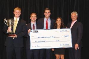 1st Place: Marquette University