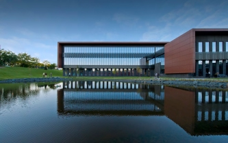 Toro Bloomington Headquarters | Entered by Ryan Companies US, Inc. (Office Build-to-Suit)