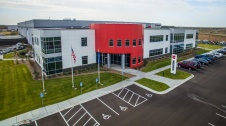 Northcross Business Park - Wurth Adams Corporate HQ - United Properties (Industrial Build-to-Suit)