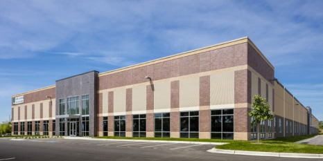 Plymouth Point Business Center - The Opus Group (Light Industrial - High Finish)