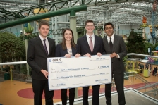 2nd Place: Marquette University