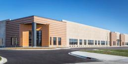 Midway Business Center - United Properties (Light Industrial - High Finish)